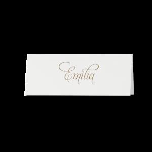Belarto Huwelijk 2016 trouwkaart met gouden letters