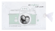 uitschuifbare huwelijkskaart met fotocamera en eigen foto daarin