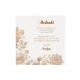 Vintage Save The Date of bedankkaart met houten bloemenpatroon, passende bij uitnodiging: 786053