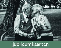 Jubileumkaarten kaarten bestellen in onze webshop