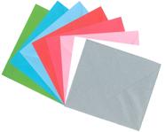 Enveloppen in diverse kleuren